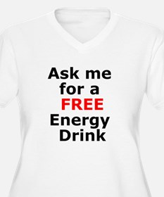 Free Energy Drink T-Shirt