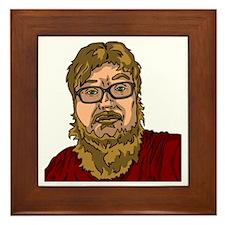 Hip Guy Framed Tile