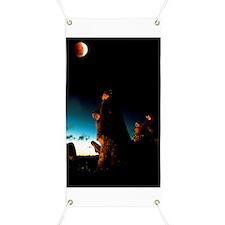 Lunar eclipse Banner