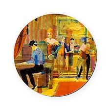 Honky Tonk Saloon Cork Coaster