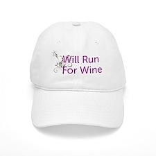 Will Run For Wine Hat