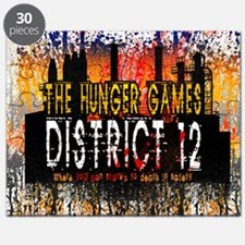 District 12 Where You Can Starve to Death i Puzzle