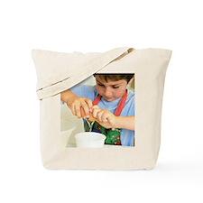 Making cakes Tote Bag