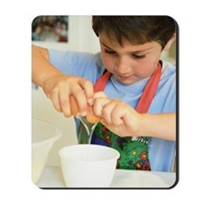 Making cakes Mousepad