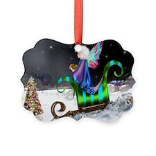 Fairy Night Ride Ornament