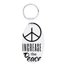 Increase the Peace Keychains