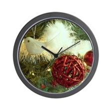 Christmas E3 Wall Clock