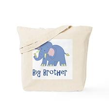 Elephant Big Brother Tote Bag