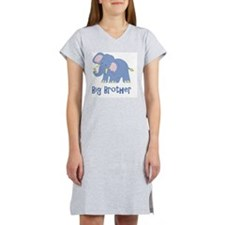 Elephant Big Brother Women's Nightshirt