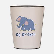 Elephant Big Brother Shot Glass