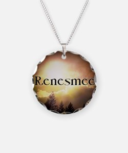 Renesmee Twilight  Forks Necklace
