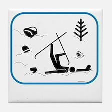 yardsaleCP Tile Coaster