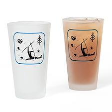 yardsaleCP Drinking Glass