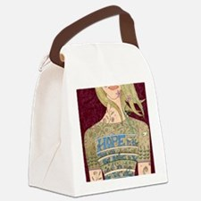 Song of Hope Canvas Lunch Bag