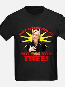 Anti-Hillary Free Speech? T