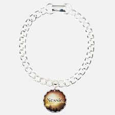 Nessie Twilight  Forks Charm Bracelet, One Charm
