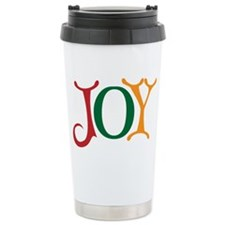 Holiday Joy Travel Mug