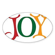 Holiday Joy Decal