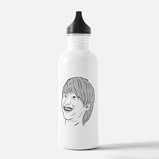 Creeper Water Bottle