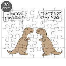T-Rex Hilarious Puzzle