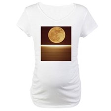 Moonrise over ocean Shirt