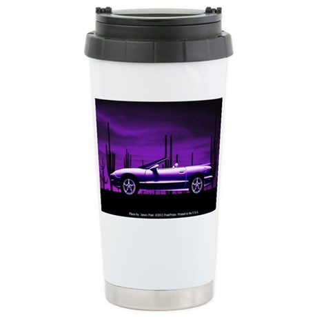 Trans-Am Stainless Steel Travel Mug