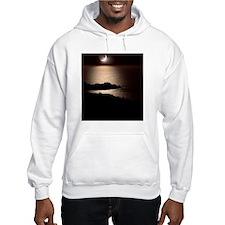 Moonlit coast Hoodie