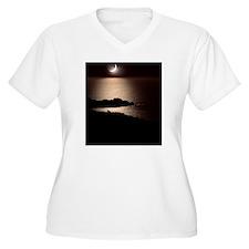 Moonlit coast T-Shirt