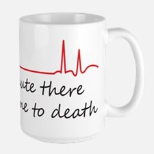 Medical Humor Large Mug