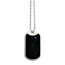 Optical image of the constellation of Lyr Dog Tags