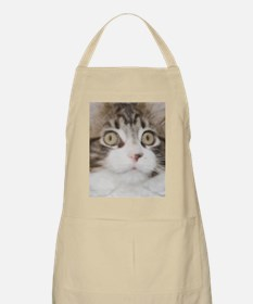 Huge Kitty Face Apron