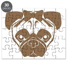 Pug Face Puzzle