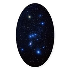 Orion constellation Stickers
