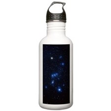 Orion constellation Water Bottle