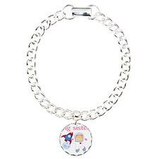 Astronaut Big Sister Bracelet