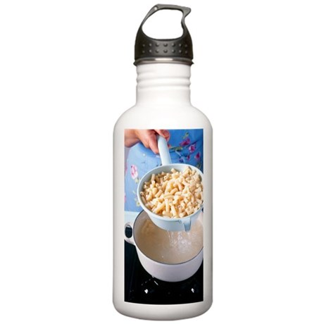 Pasta Stainless Water Bottle 1.0L