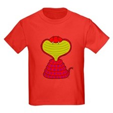 Cartoon Cobra Snake T