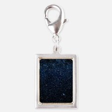 Optical image of Cassiopeia  Silver Portrait Charm