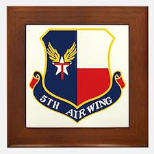 5th AW TXSG Framed Tile