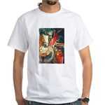 Still Life w/Bottle by Elsie White T-Shirt