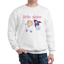 Astronaut Little Sister Sweatshirt