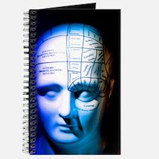 Phrenology model Journal