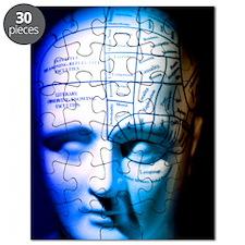 Phrenology model Puzzle