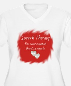 Speech Therapy, For Every Mou T-Shirt