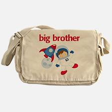 Astronaut Big Brother Messenger Bag