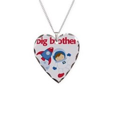 Astronaut Big Brother Necklace