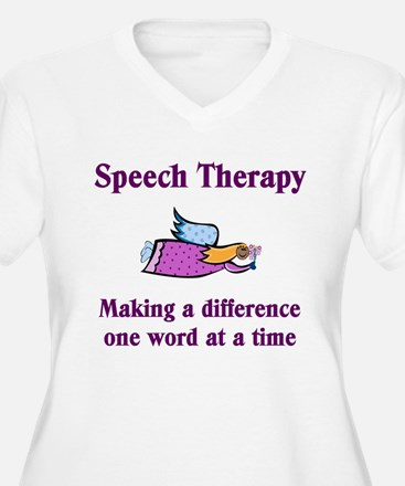 Speech Therapy Making A Diffe T-Shirt