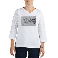 Creeping vine, in a beautiful s Women's Long Sleeve Shirt (3/4 Sleeve)
