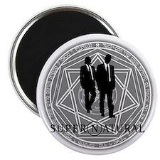 Supernatural Files Magnet