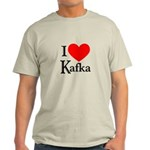 I Love Kafka Light T-Shirt
